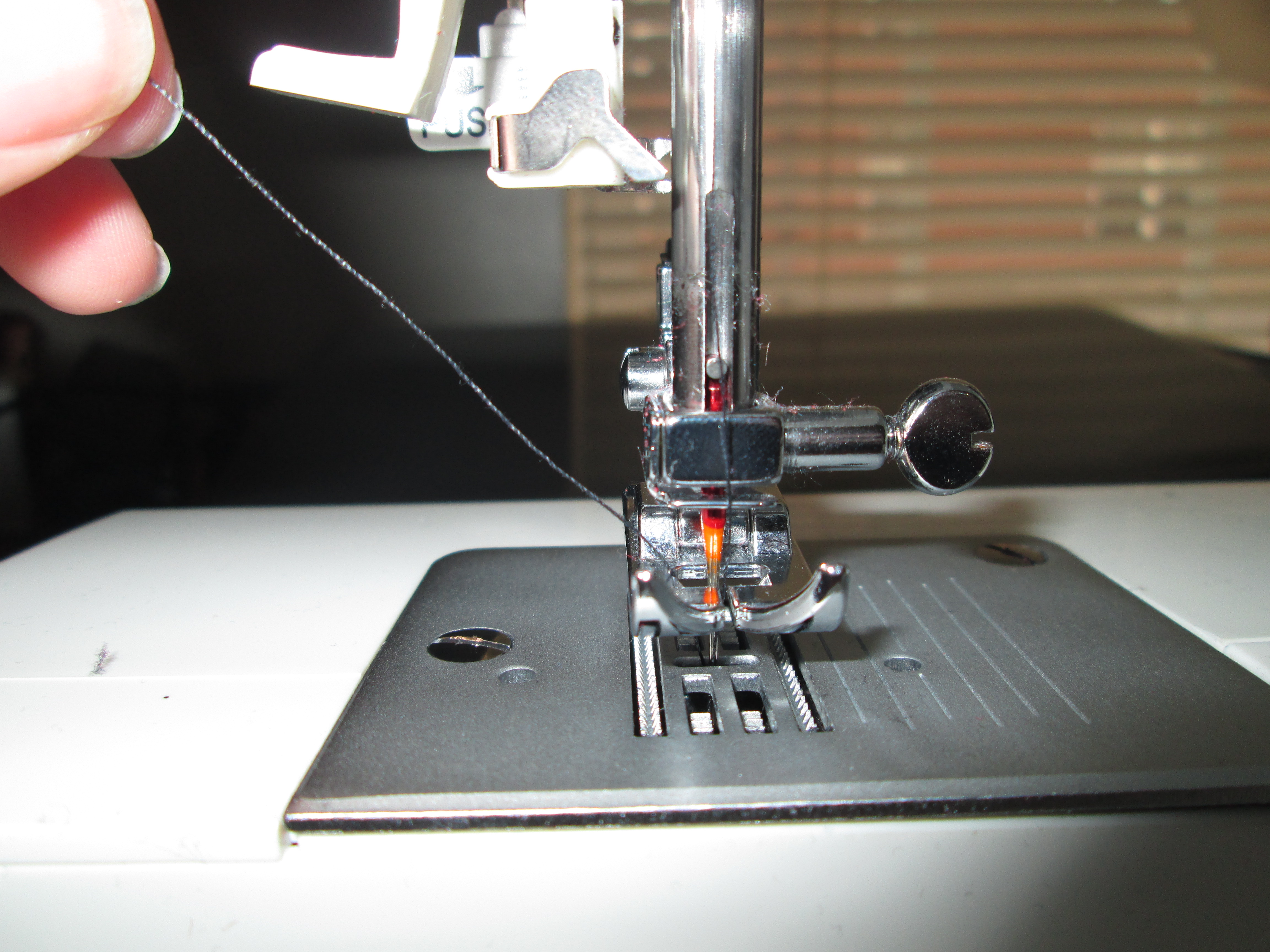 How To Set Up A Sewing Machine December 40 Beauteous How To Set Up A Sewing Machine
