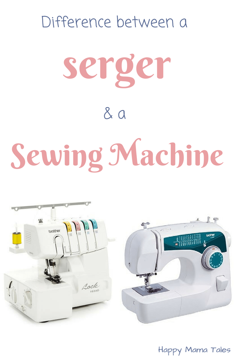 What Is a Serger Sewing Machine?
