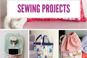 5 DIY Sewing Projects for Your Home