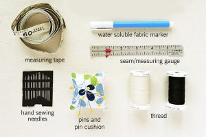 5 Must-Have Items for Your Sewing Box